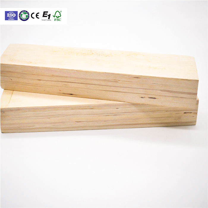 Piano factory pine core lvl timber beams / lvl lumber / laminated veneer lumber lvl for formwork / pallet /door