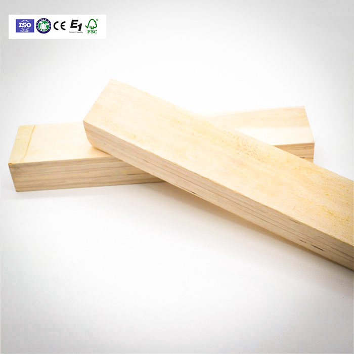 high strength spruce core lvl timber for construction beam