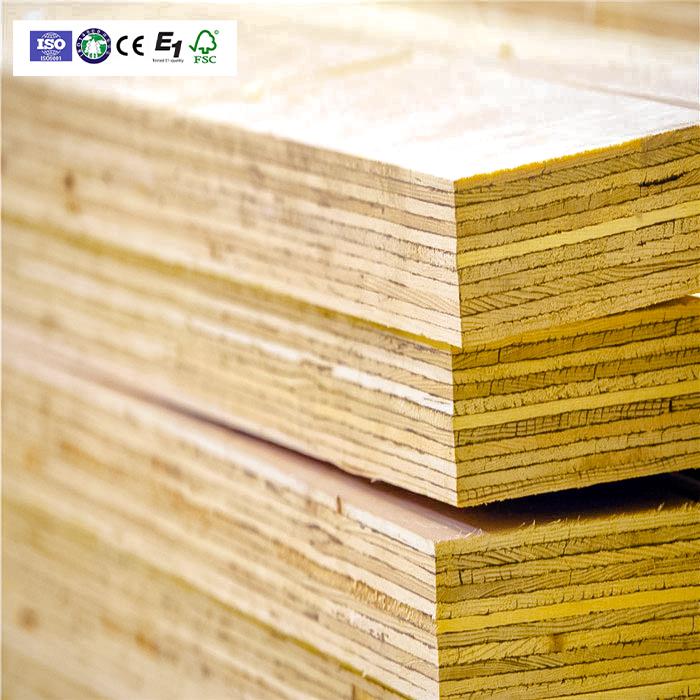 28mm 36mm 38mm 40mm 45mm laminated veneer lumber lvl beam for sale