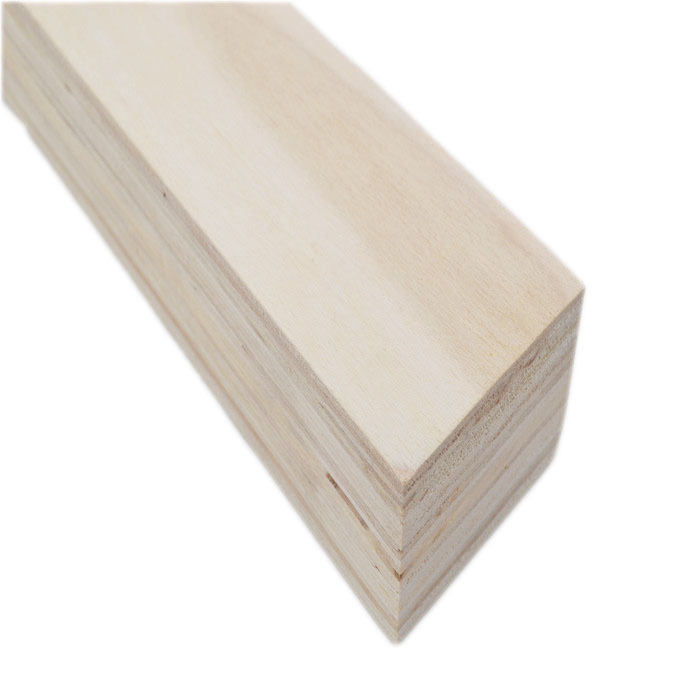 poplar structural poplar or pine treated lvl plywood beam for packing export from china