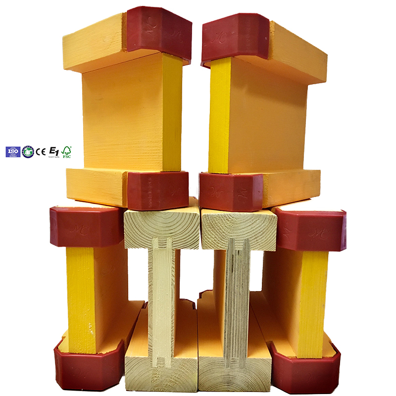 H20 wood beam for formwork support