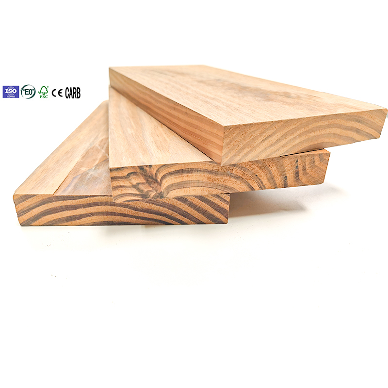 high quality pine and hardwood timber lumber for hexagon wood floor and decking