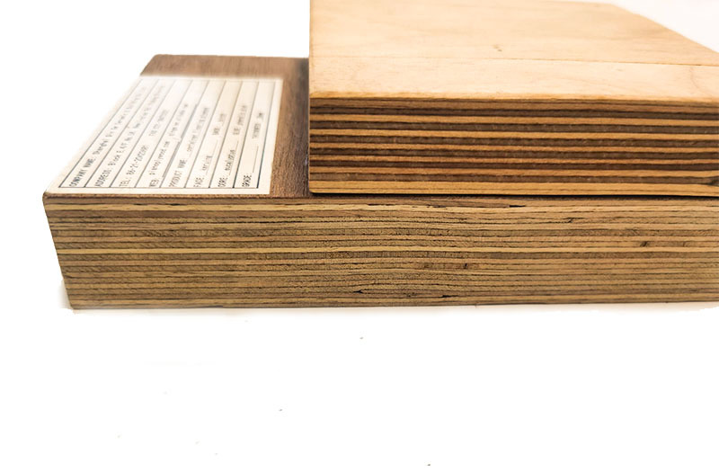 18MM high quality russian bbirch anti-slip film faced plywood