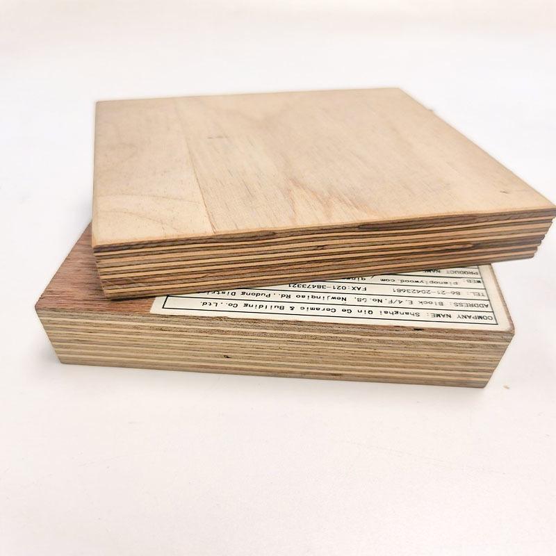 4x8 3/4 5/8 Inch Waterproof Phenolic Veneer Anti-Slip Film Faced Okoume Laminated Marine Plywood For Concrete Formwork
