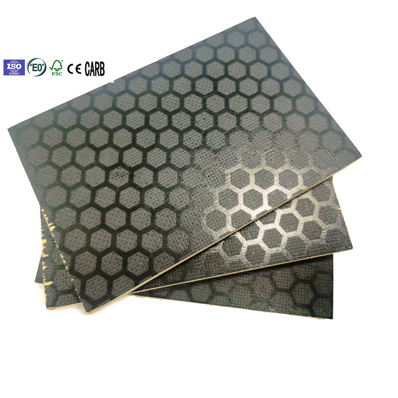wiremesh acme anti-slip 28 mm film faced marine plywood