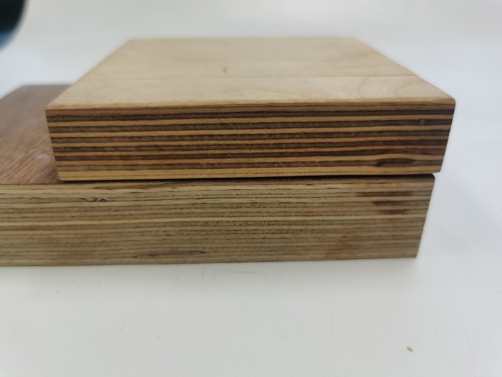Wholesale Indonesia Hexa Anti Slip Brown With Pink Film Faced Commercial Plywood