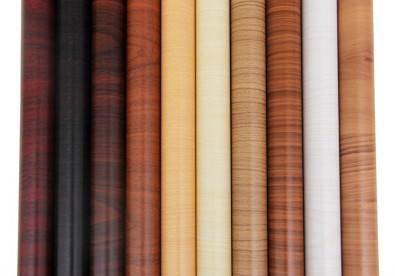 canada marine grade pvc pp film faced custom print plywood sheet