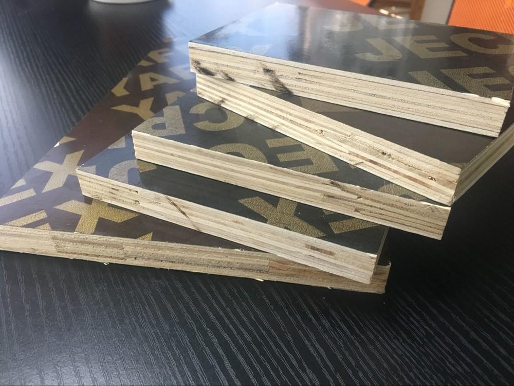 18mm black film faced marine plywood board