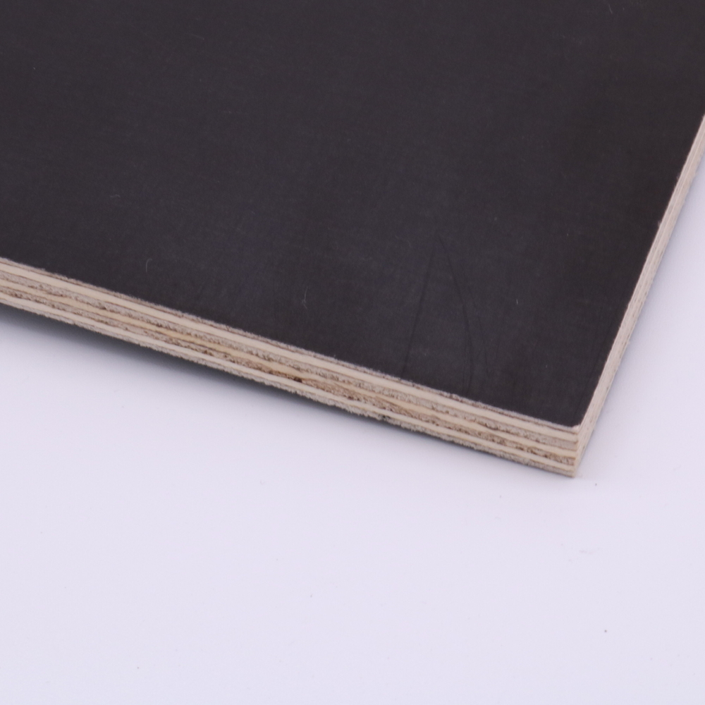 high quality 15mm film faced round plywood for construction