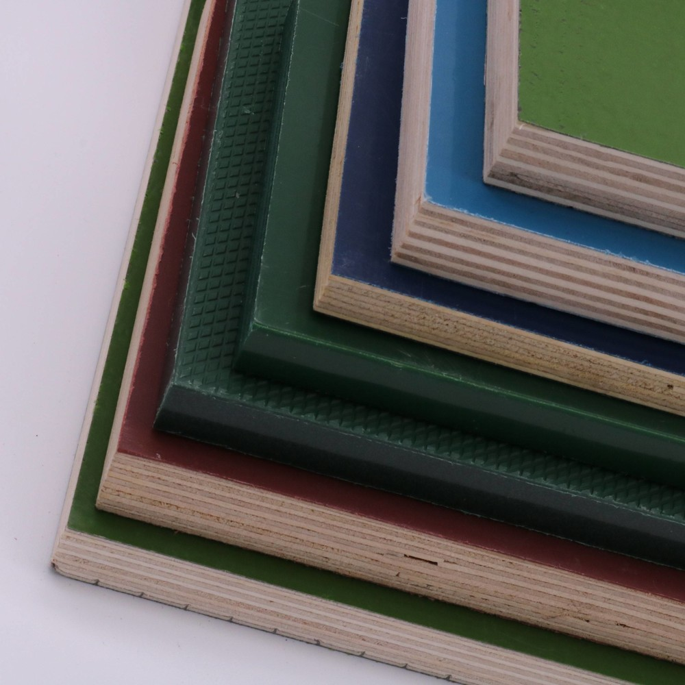 high quality extra size pvc film faced wbp plywood