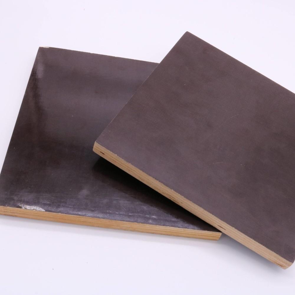 18MM f17 grade brown green film faced shuttering plywood