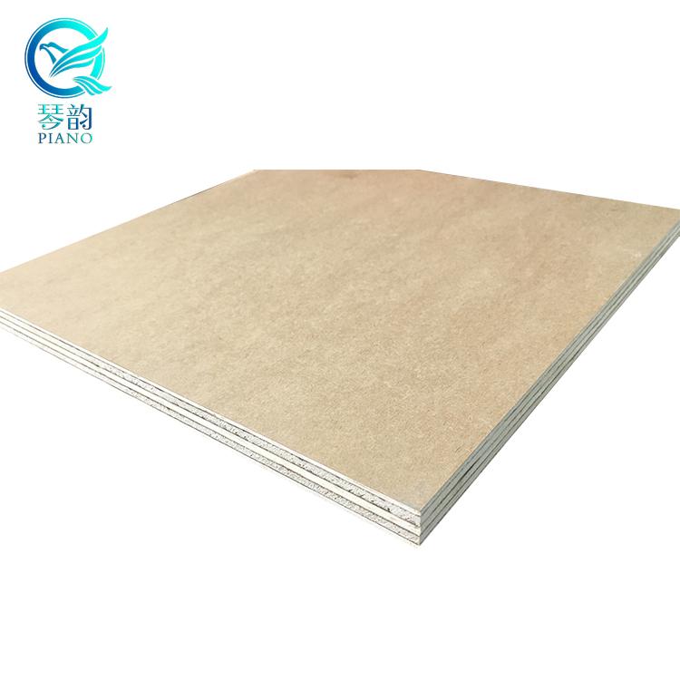 MDO Plywood E0 Glue For Concrete Formwork