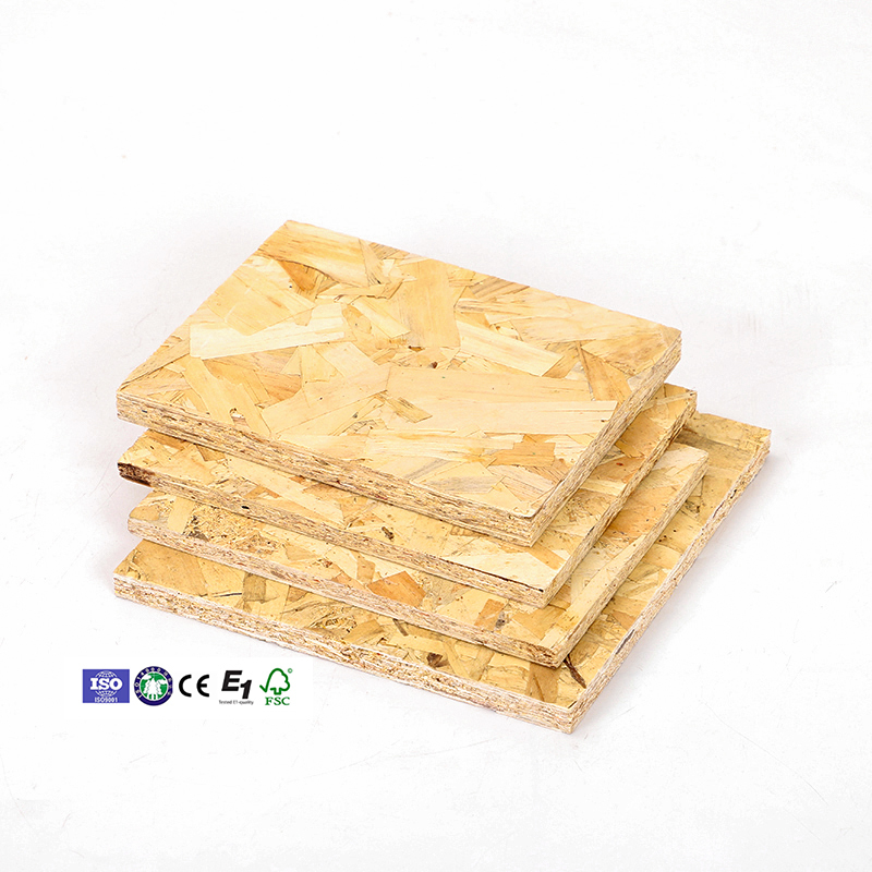 4x8 7/16 3/4 osb oriented strand board plywood for ceiling roofing and floor