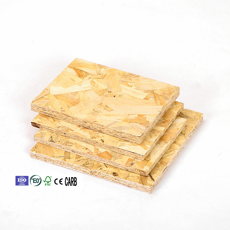 osb oriented strand board for construction sheeting