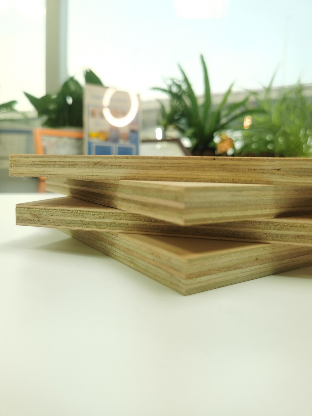 Qinge Cheap Price Construction Grade Plywood 3/4 5/8 Inch Waterproof Marine CDX Pine Plywood View More