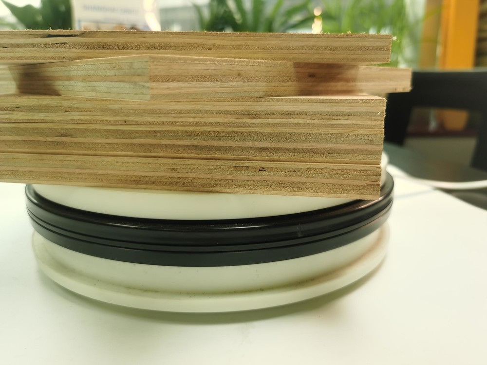 Pine core CDX Plywood used for under the roo