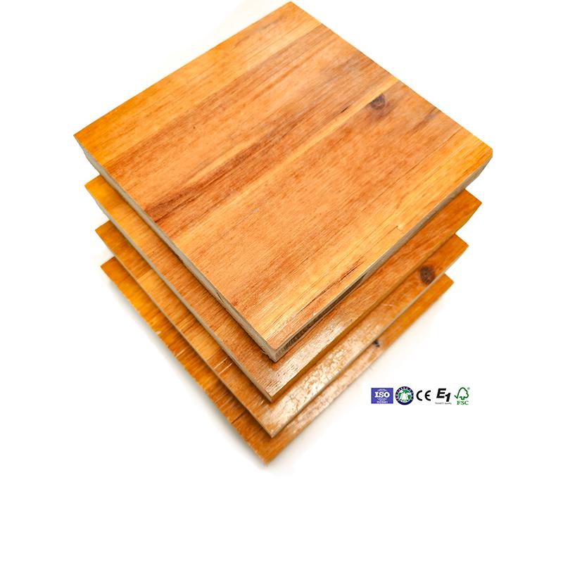 3 ply yellow doka shuttering panel for formwork / doka like wood panel production line