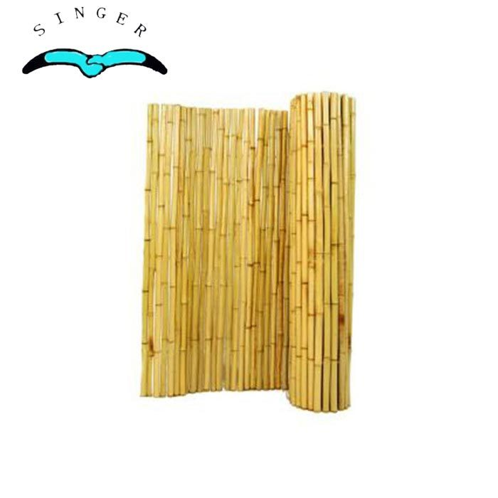 14~16mm 1000~2000*5000mm bamboo fence roll for balcony
