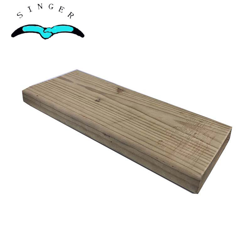 Pine Anticorrosive wood decking for outside use