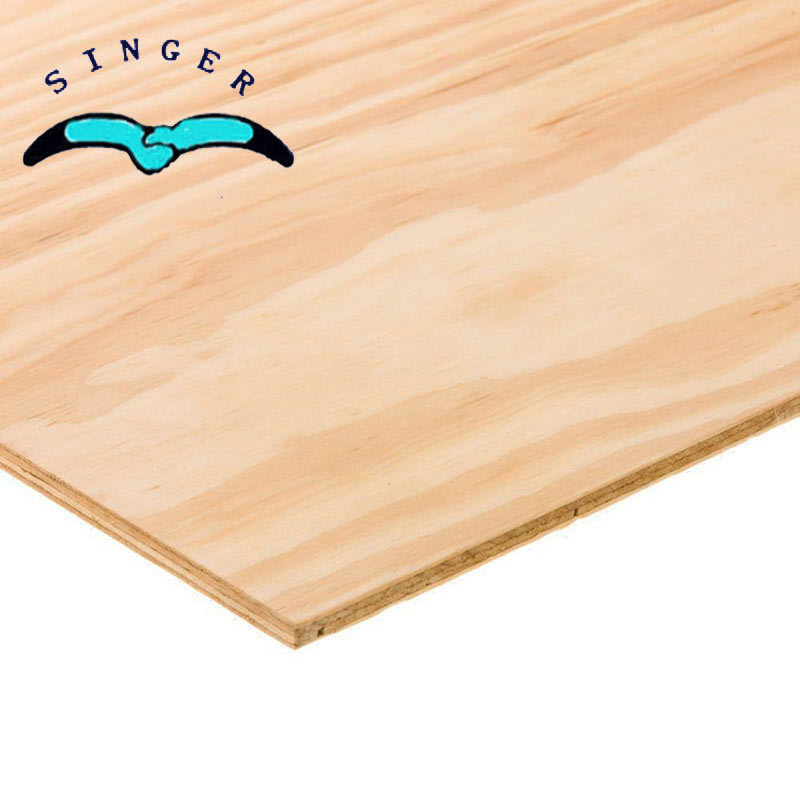 Singerwood plywood wall panel